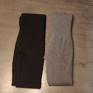 NWOT A New Day Knit Leggings